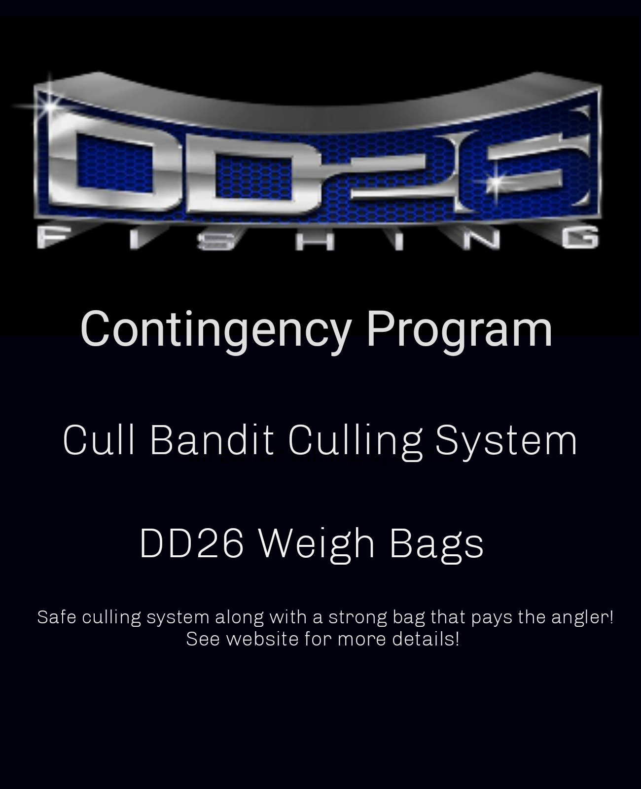 DD26 Contingency Banner